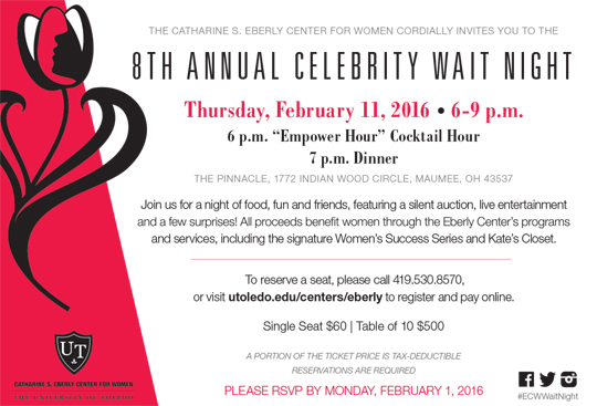 center for women wait night 2016 ad