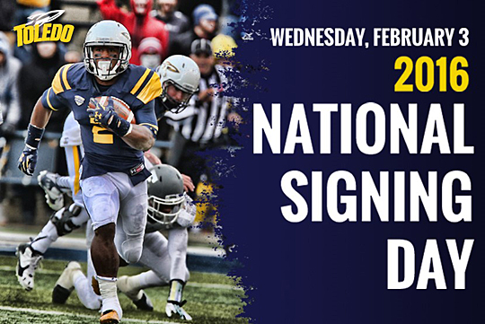 web football signing day