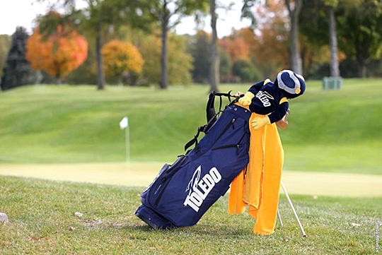 Rocket fans can show their pride on the links.