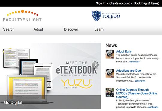 faculty enlight screen shot