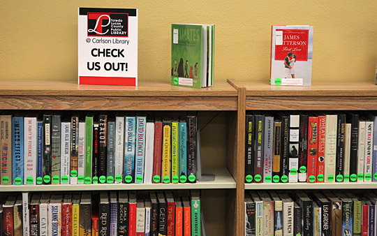 Check out a book to enjoy over spring break or anytime. UT Libraries, in partnership with the Toledo-Lucas County Public Library, offers popular titles available to borrow by students, faculty and staff.