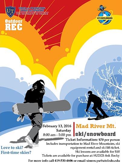 web Ski Trip