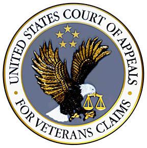web Veterans court of appeals logo