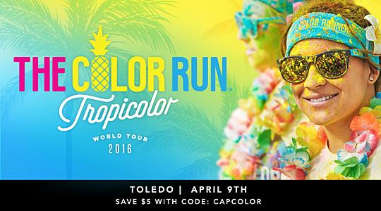 Color Run April 9