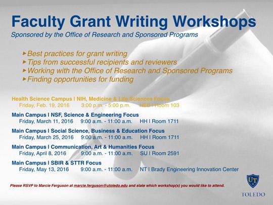 Faculty Workshop Announcement.001