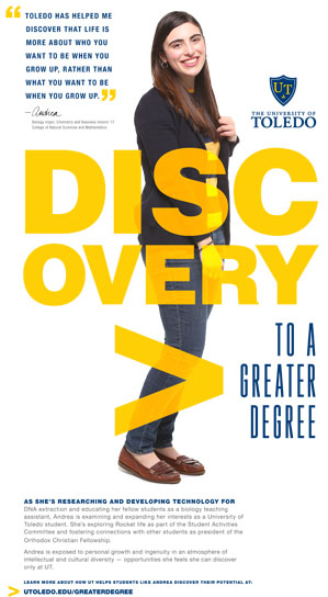 Greater Degree blade ad_ANDREA