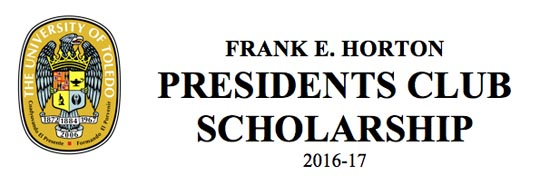 Horton scholarship
