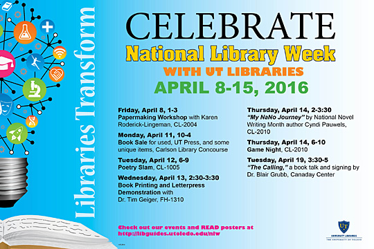 National Library Week 2016