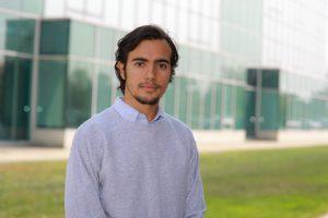 UToledo doctoral student Mohammadreza Nemati