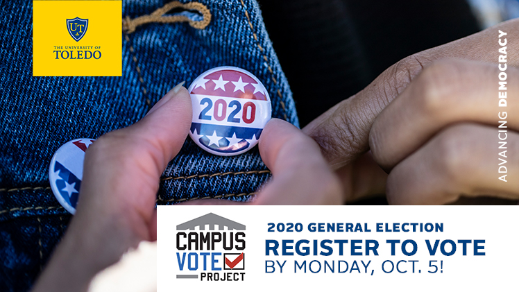 Campus Vote Project Poster
