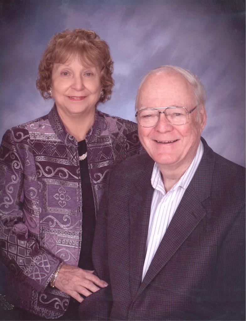 Lillian and John Neff