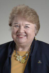 Dean Linda Lewandowski, College of Nursing