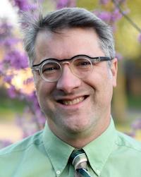 Todd Crail outdoor portrait