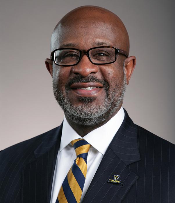 Dr. Willie McKether headshot